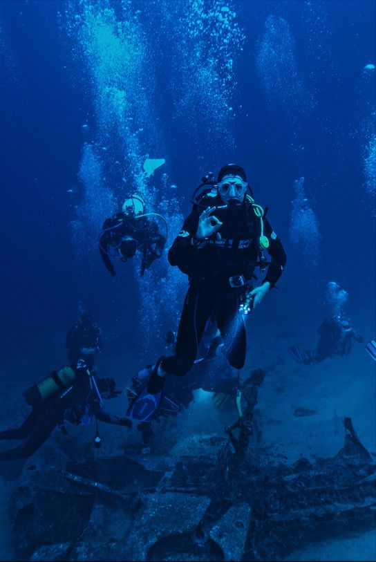 What make the scuba diving holidays for beginners are the best travel idea?