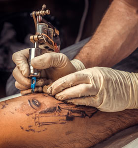 tattoo studio seminyak