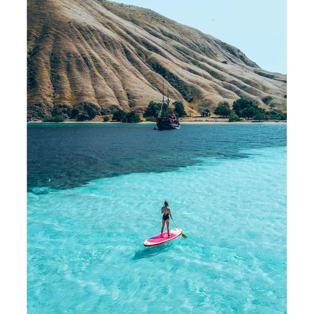Try an Exciting Kayaking Activity via Komodo Cruise!