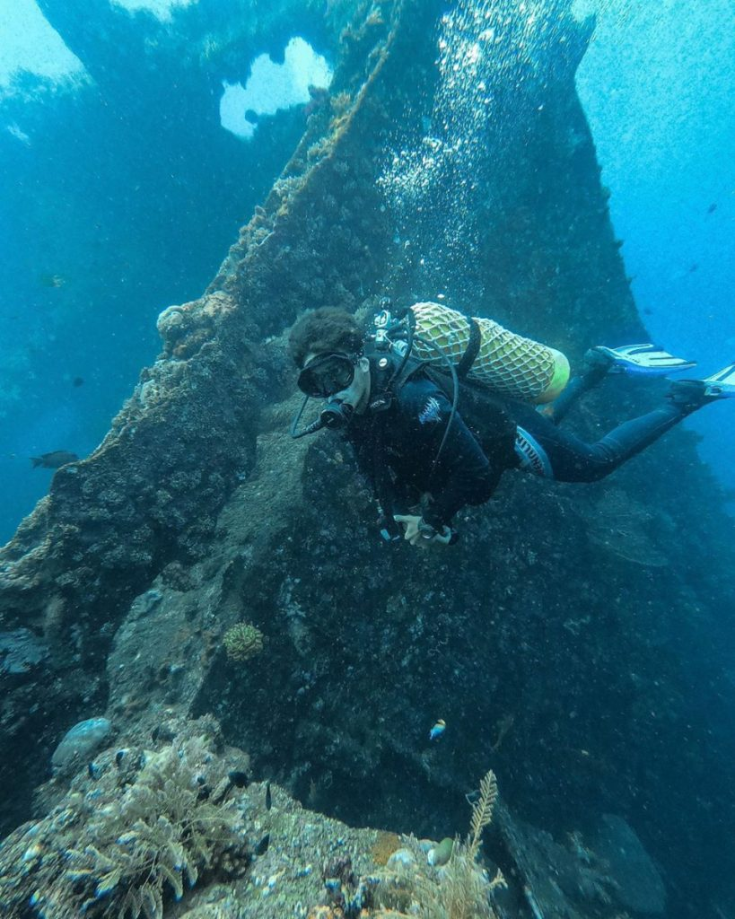 A Further Dive to Wreck Diving Bali: Skills to Know