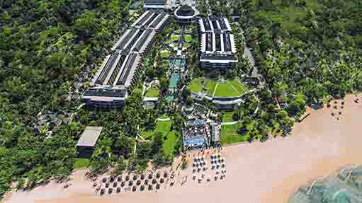 nusa dua resorts