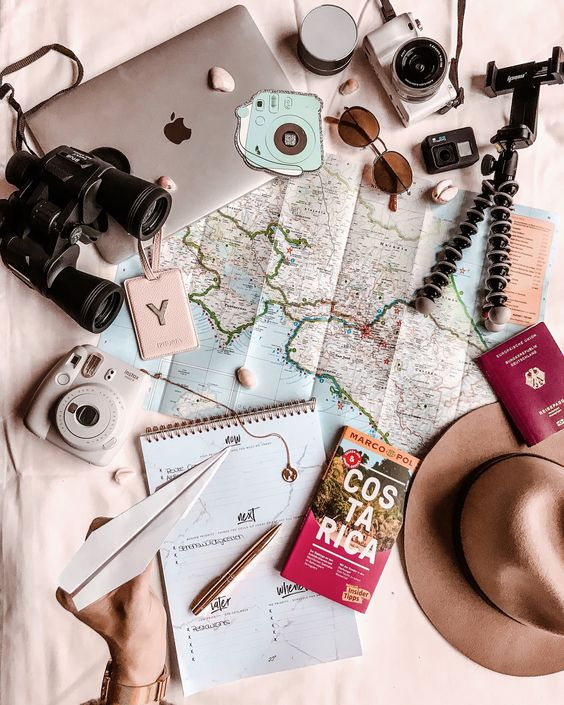 Pre-travel expenses you need to prepare