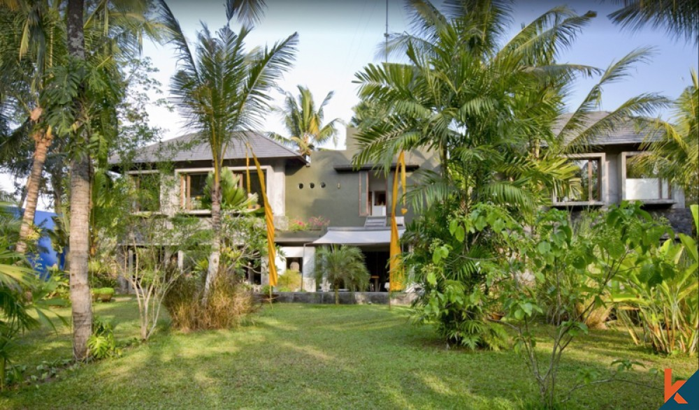 A Peek to This Property for Sale in Ubud Bali
