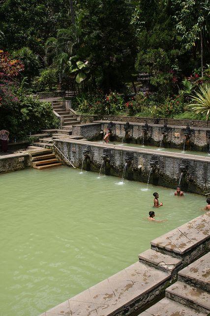 Soak Up in Banjar Hot Springs