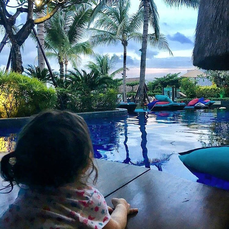 Not Opting for A True Family Resort in Bali